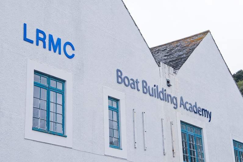 Lyme Regis Boat Building Academy