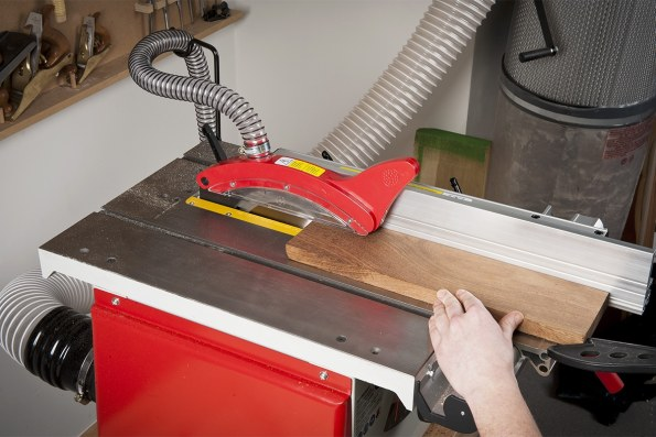 Cutting with a sharp blade