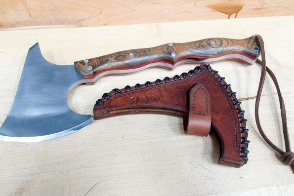 Mark Gorman's Bushcraft Axe