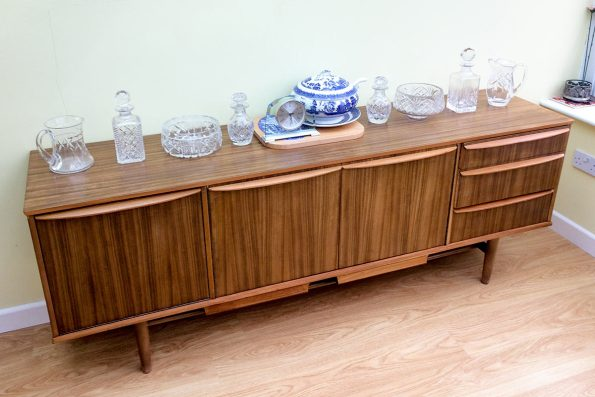 Sideboard renovation (after)
