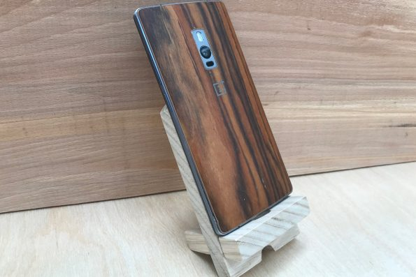 Fathers Day Gift Making - Smartphone Holder