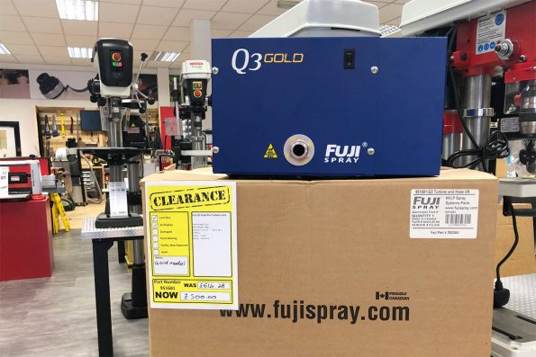 Fuji Q3 now only £500 (was £614.28 )