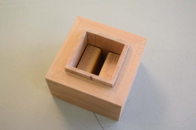 Blocks to fit inside the box