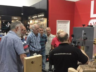 Learn how to use a bandsaw