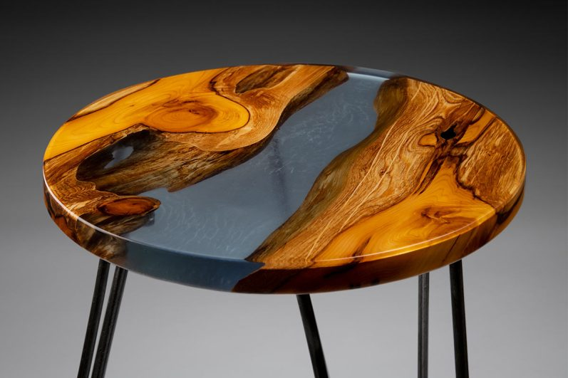 River Table by Colwin Way
