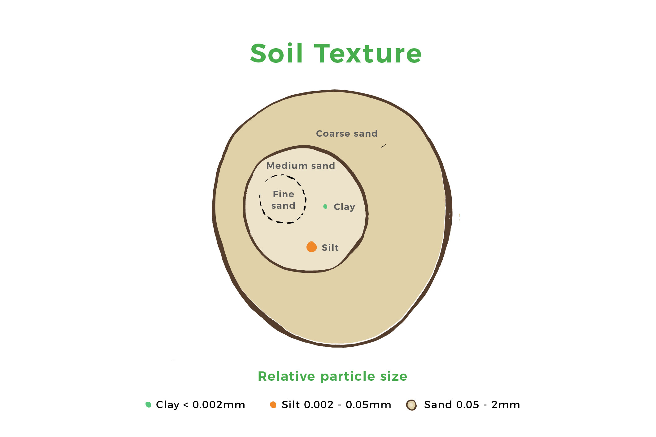 Soil Particle Size Worksheet