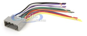 Wiring Harness Color Standards | Sonic Electronix