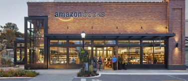 Image result for amazon brick and mortar store