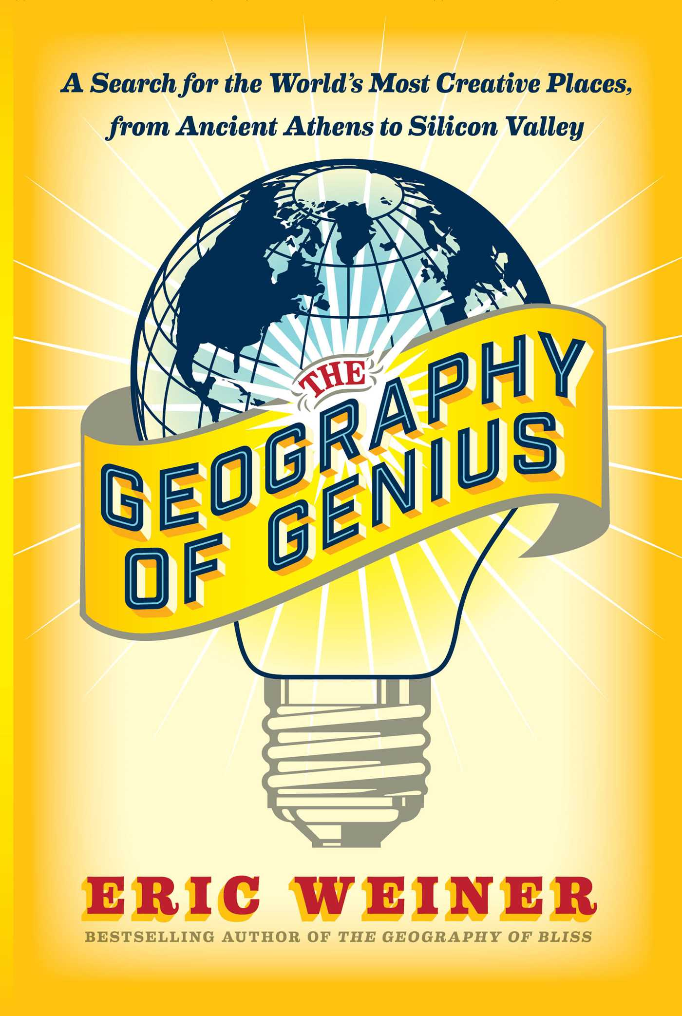 Geography Of Genius Can A Place Spark Creativity