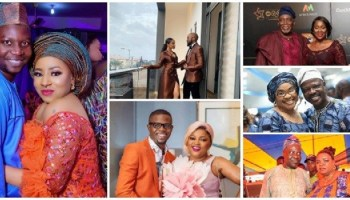 Top 5 Nollywood Actresses Who Married Before They Hit 20 years