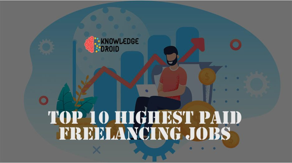 10 Highest Paid Best Freelancing Jobs in 2020