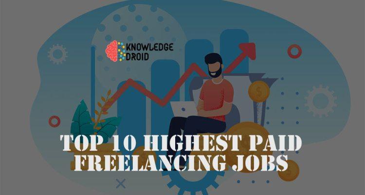 best freelancing jobs