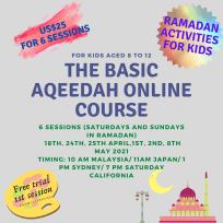 THE basic aqeedah online course (3)