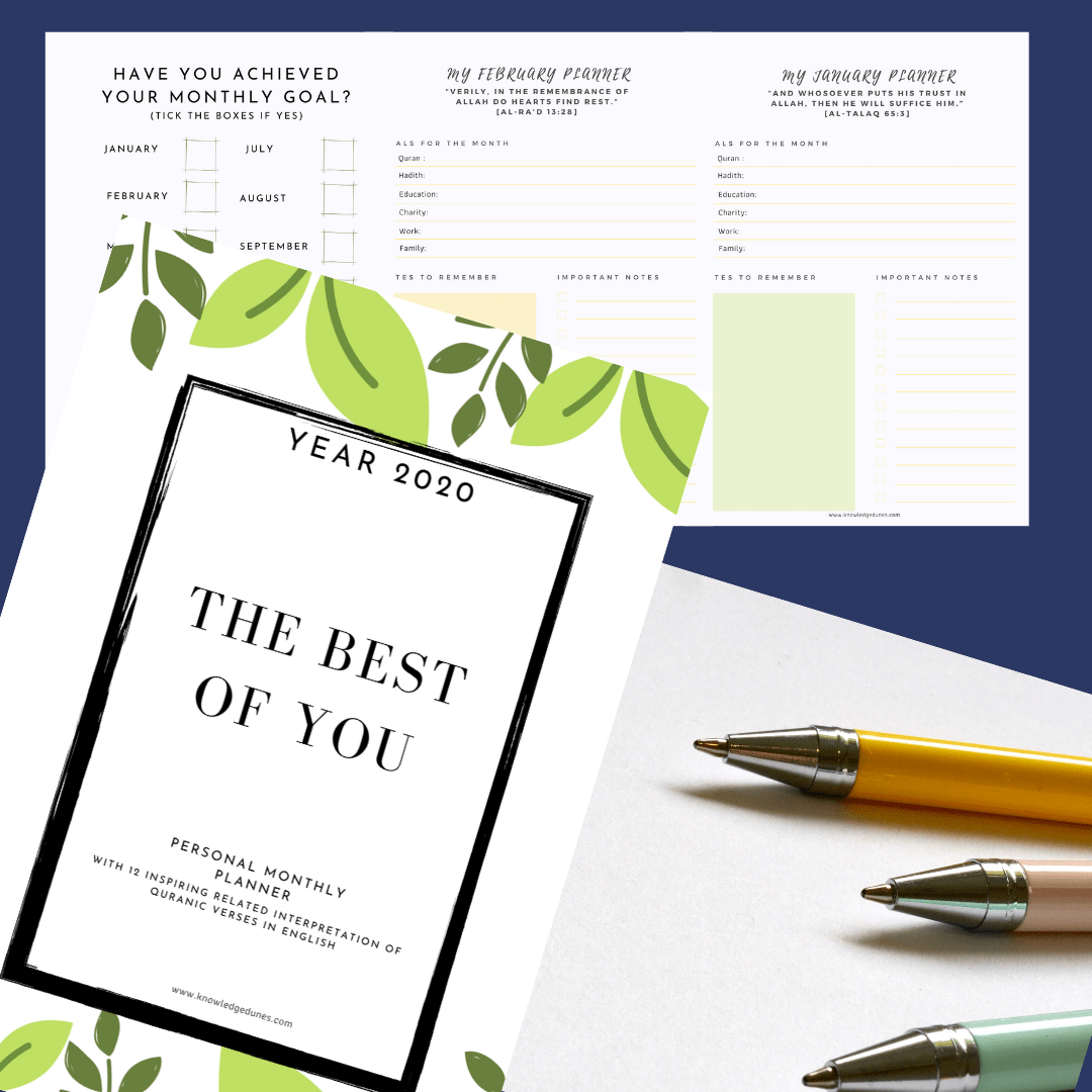 New The Best Of You Personal Planner Amp Calendar