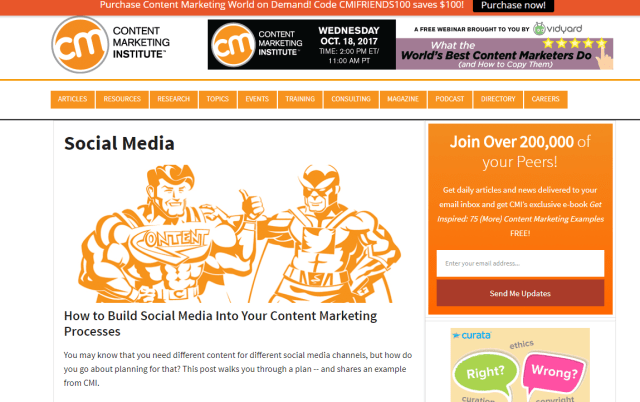 Content Marketing Institute Social Media.PNG