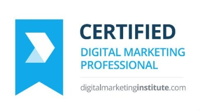 Digital Marketing Institute Certified Digital Marketing Professional