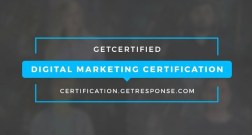 Get Response Digital Marketing Certification Program