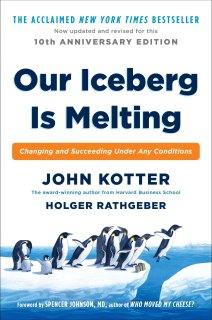 Our Iceberg is Melting Book