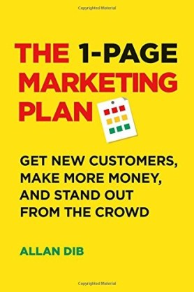 The Page Marketing Plan Book