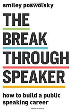 Break Through Speaker Book