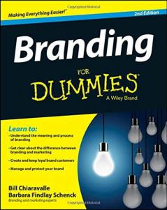 Branding for Dummies Book