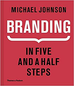 Branding in and Half Steps Book