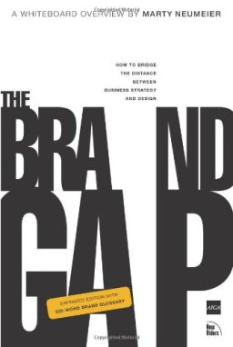 The Brand Gap Book