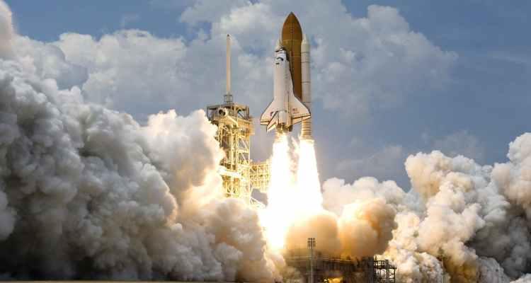 rocket launch rocket take off nasa 73871