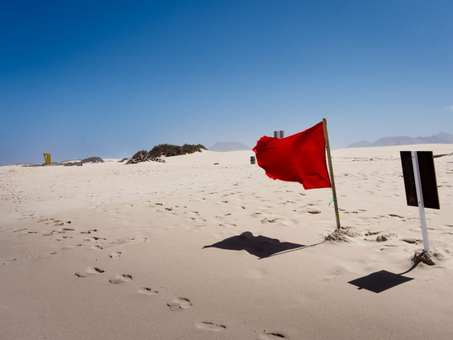 Digital marketing red flags