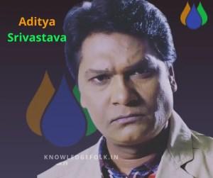 Aditya-Srivastava Biography in Hindi