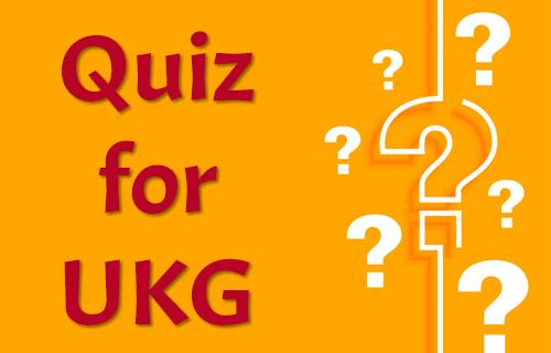 Quiz for UKG