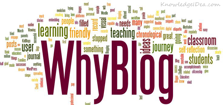 Why Blogging is Important For Students