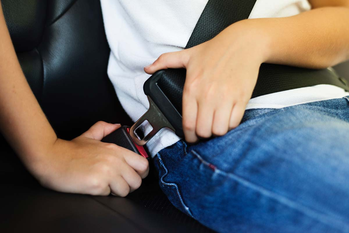 Seat Belt Safety Facts And Wearing A Seat Belt