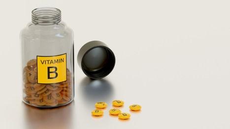 Vitamin B1 (Thiamine) for successful aging.
