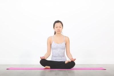 Healing arthritis with yoga