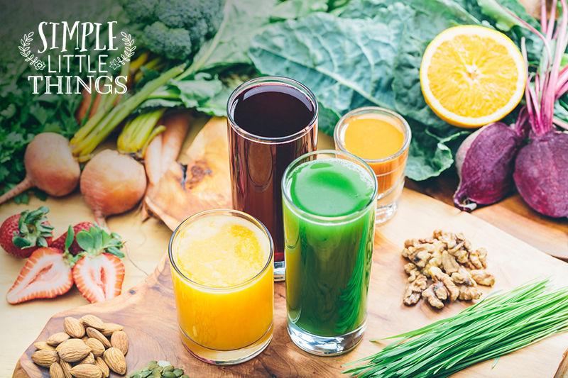 Healthy Drinks Simple Little Things