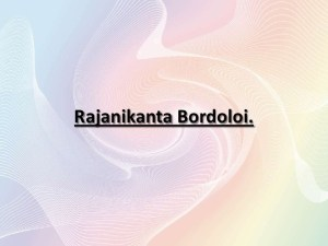 Women Characters in Rajanikanta Bordoloi's Novels