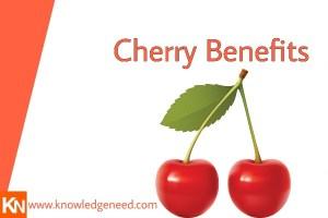 Cherry Benefits