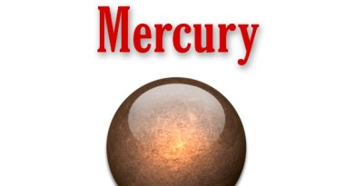 How is mercury found in nature
