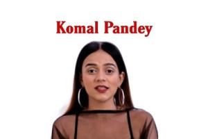 Komal Pandey