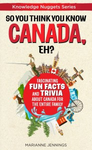 Cover of So You Think You Know Canada, Eh?