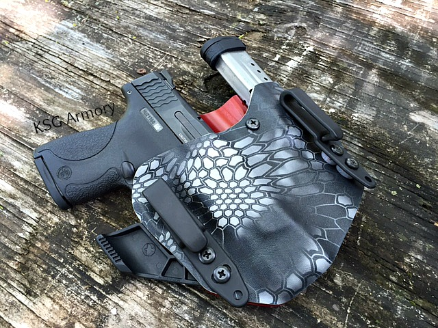 Dedicated appendix carry rig: the Velox