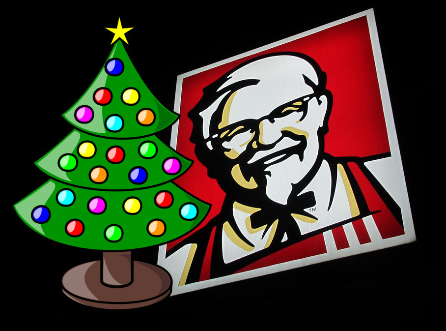 Why Japan Loves Kentucky Fried Chicken on Christmas Day - Knowledge Stew