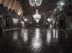 The Amazing Wieliczka Salt Mine and Chapel of St. Kinga