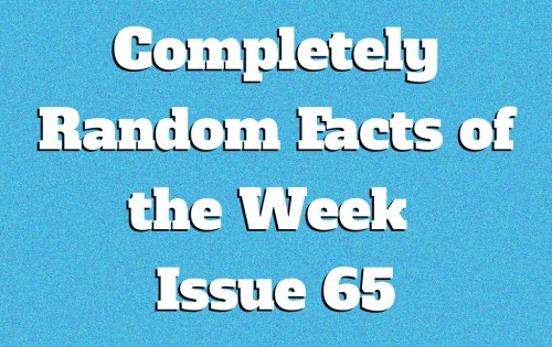 random facts 65