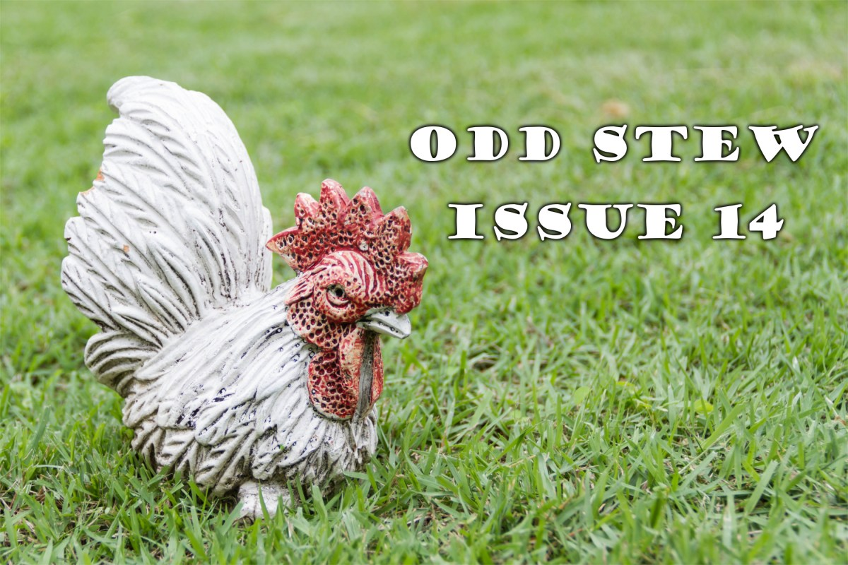Odd Stew - Weird and Bizarre News - Issue 14
