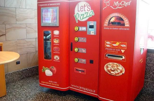 Unusual Vending Machines from Around the World