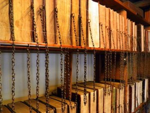 Why Books Were Once Secured With Chains