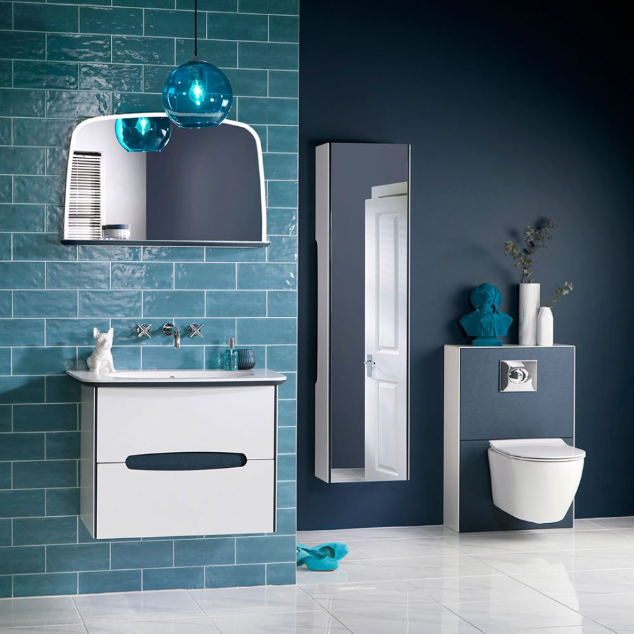 Bathroom Colour Trends In 2018 Come In Many Shades From Soothing And Spa Like To Bold Pops Of Purple Yellow And Pink To Help Narrow Down Your Choice