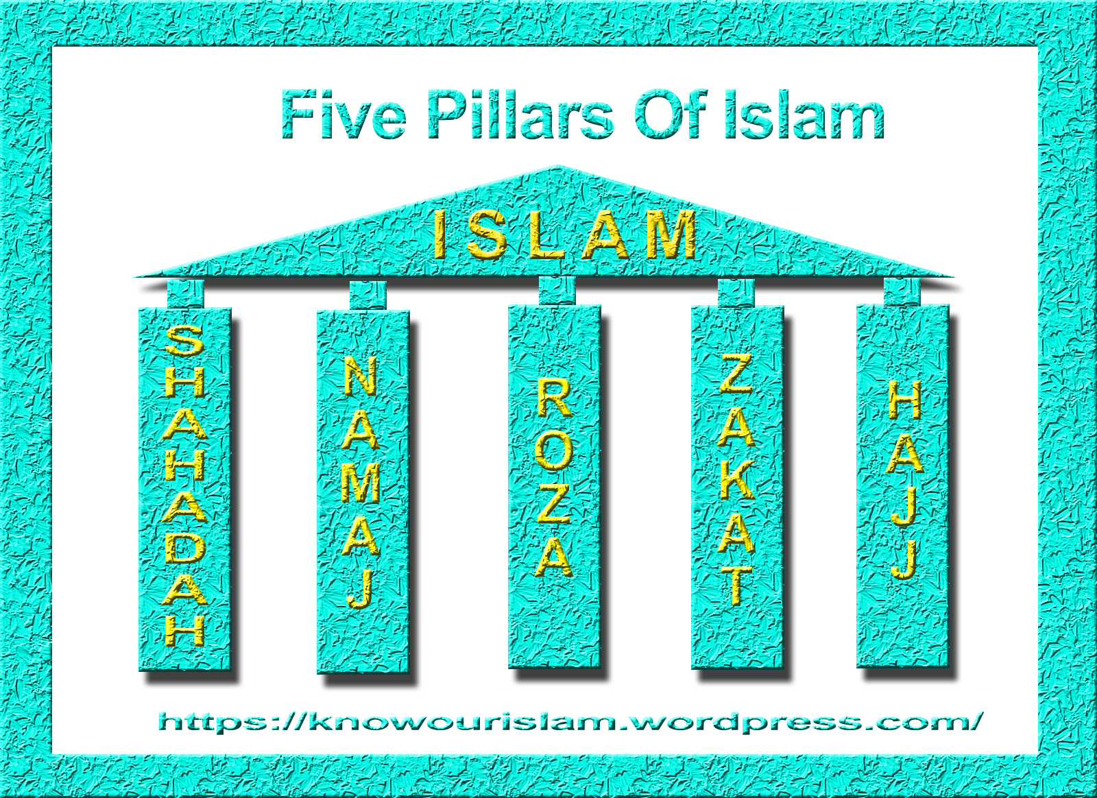 Five Pillars Of Islam Pictures To Pin